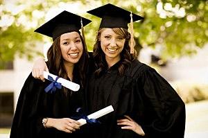 graduates diploma