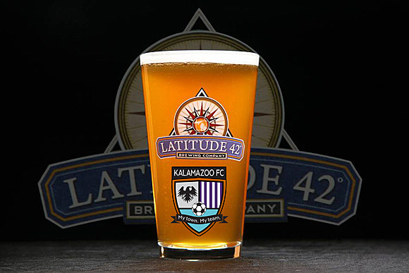 Kalamazoo FC and Latitude 42 will host a Preseason Celebration May 8th. (Image provided by Kalamazoo FC)